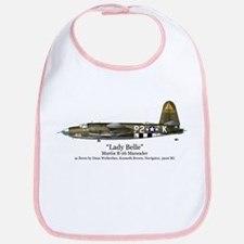 Lady Belle/Marauder Stuff Bib