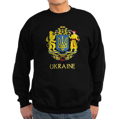 Ukraine Coat of Arms Sweatshirt (dark)