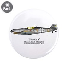"Karaya1/Hartmann Stuff 3.5"" Button (10 pack)"