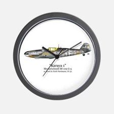 Karaya1/Hartmann Stuff Wall Clock