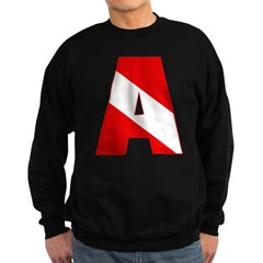 http://i3.cpcache.com/product/335131134/scuba_flag_letter_a_sweatshirt.jpg?color=Black&height=240&width=240