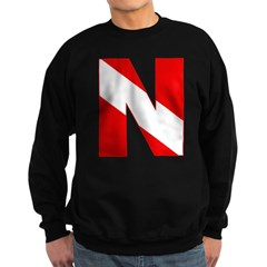 http://i3.cpcache.com/product/335131200/scuba_flag_letter_n_sweatshirt.jpg?color=Black&height=240&width=240