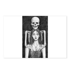 death and the maiden Postcards (Package of 8)
