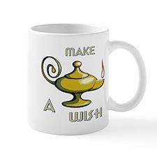 MAKE A WISH Small Small Mug