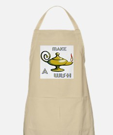 MAKE A WISH BBQ Apron