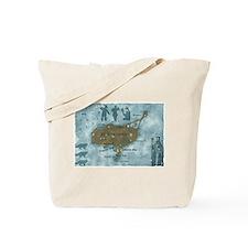 St. Paul/St. George, Alaska Tote Bag