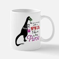 Ninja Rex Mug