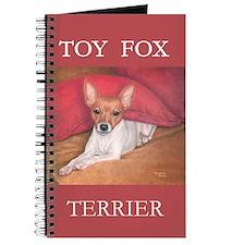 Toy Fox Terrier Journal