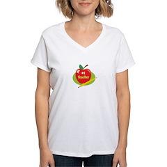#1 Teacher Shirt
