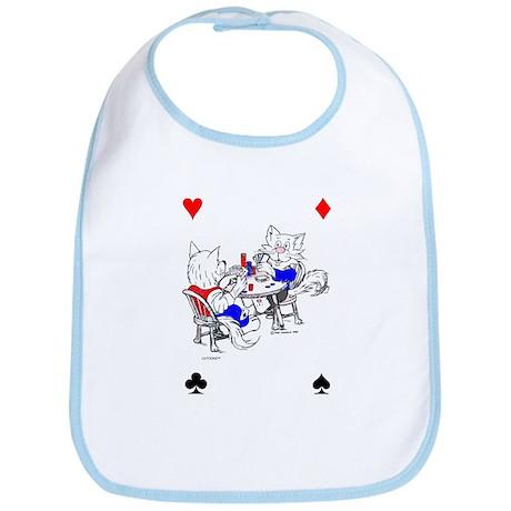 Catoons™ Poker Cats Bib