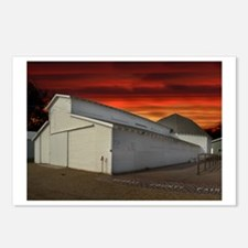 Funny Barn minnesota Postcards (Package of 8)