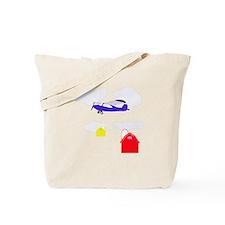 Radio Controlled Plane Tote Bag