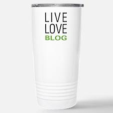 Live Love Blog Travel Mug