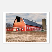 Lund Barn Postcards (Package of 8)