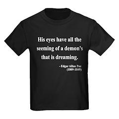 Edgar Allan Poe 24 T