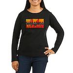 carl g Women's Long Sleeve Dark T-Shirt