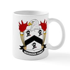 Messinger Family Crest Mug