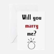 Will You Marry Me? Surprise Greeting Cards (Packag