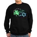 Proud Irish Jew Sweatshirt (dark)