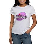 I Love Wine Women's T-Shirt