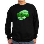 I Love Wine Sweatshirt (dark)