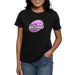 I Love Wine Women's Dark T-Shirt