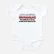 YKYATS - Parts Fall Off Infant Bodysuit
