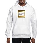 Chocolate Lovers Hooded Sweatshirt
