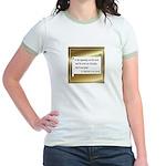 Chocolate Lovers Jr. Ringer T-Shirt