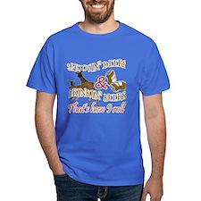 Drinkin' Beer & Shootin' Deer T-Shirt
