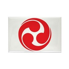 Shinto Tomoe [Cosmos] Rectangle Magnet (100 pack)