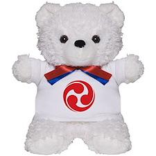 Shinto Tomoe [Cosmos] Teddy Bear