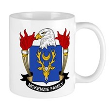 McKenzie Family Crest Mug