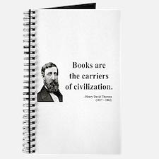 Henry David Thoreau 35 Journal