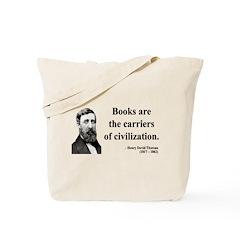 Henry David Thoreau 35 Tote Bag