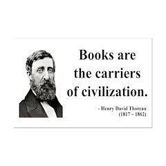 Henry David Thoreau 35 Posters