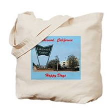 Lakewood CA Tote Bag