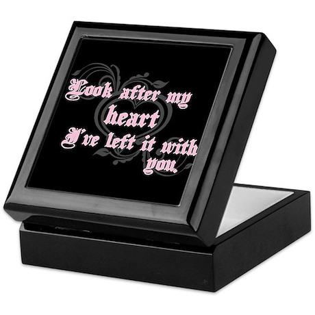 Edward Heart Twilight Keepsake Box