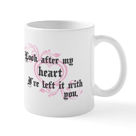 Edward Heart Twilight Mug