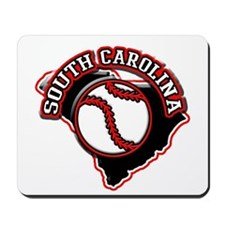 South Carolina Baseball Mousepad