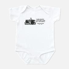 Cool Istanbul Infant Bodysuit