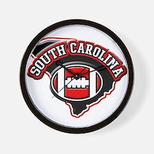 South Carolina Football Wall Clock