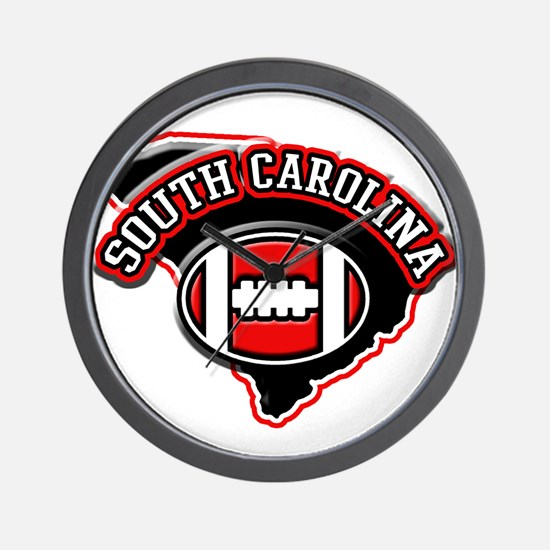 South Carolina Football Wall Clock