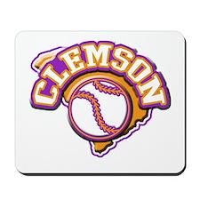 Clemson Baseball Mousepad