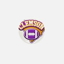 Clemson Football Mini Button (10 pack)