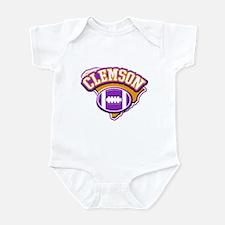 Clemson Football Infant Bodysuit