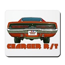 CHARGER R/T- Mousepad