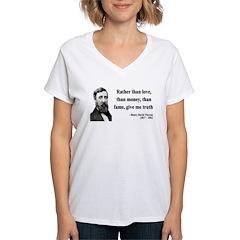 Henry David Thoreau 37 Shirt