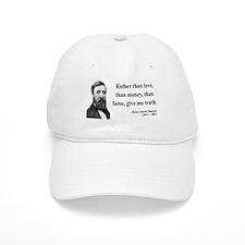Henry David Thoreau 37 Baseball Cap