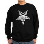 Vintage Occult Goat Sweatshirt (dark)
